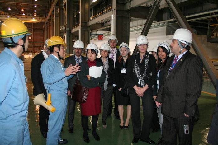 Japan labour export