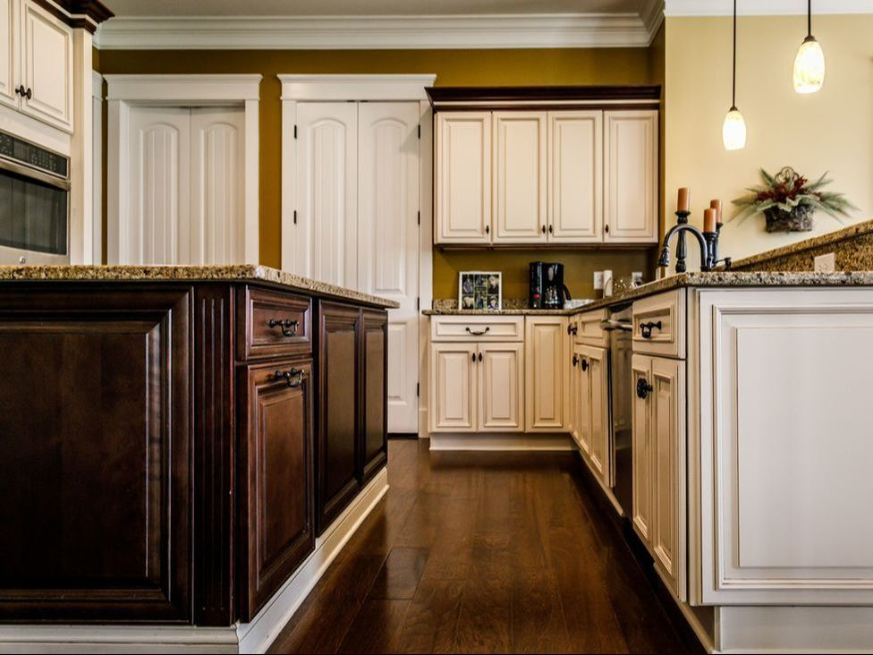 Kitchen area cabinet