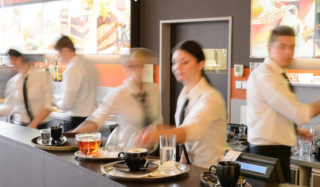 Cafe Crew Recruitment